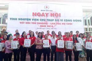 Ngày hội tình nguyện vì cộng đồng tại TP Hồ Chí Minh