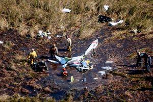 Rơi máy bay, bộ trưởng nông nghiệp Paraguay thiệt mạng