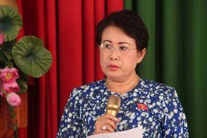 Trưởng ban Nội chính thay bà Mỹ Thanh làm Trưởng đoàn ĐBQH Đồng Nai