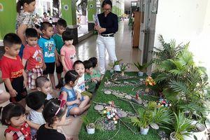 TP.HCM: Quận 5 tuyển 131 giáo viên
