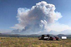 Cháy rừng ở California: Hàng ngàn người phải sơ tán