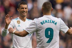 Benzema tự tin thay thế Ronaldo để đi vào lịch sử Real