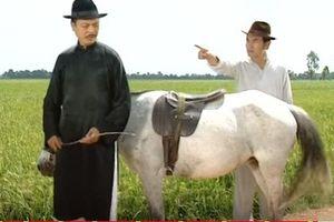 Khánh Hoàng trong phim Con nhà nghèo