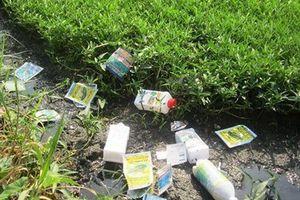 Xét nghiệm 67 người ở Hà Nội thì 31 người tồn dư thuốc bảo vệ thực vật