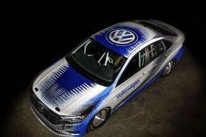 Xe độ Sedan Volkswagen Jetta tham vọng phá kỷ lục tốc độ