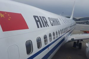 Máy bay Trung Quốc hạ cánh khẩn vì báo động bom