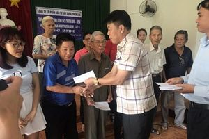 Thiên Lộc tặng quà gia đình chính sách TP. Biên Hòa