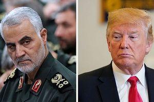 Tướng Iran cảnh báo chiến tranh có thể hủy hoại mọi thứ của ông Trump