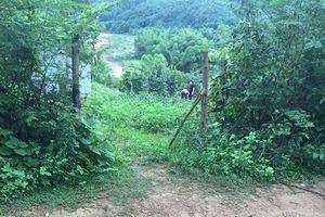 Lạng Sơn: Điều tra vụ tử thi người đàn ông phân hủy trong lều hoang