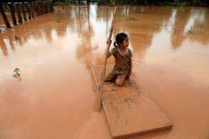 Bộ trưởng Lào: Đập thủy điện vỡ là do 'thi công không đạt chuẩn'