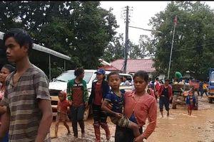 Vụ vỡ đập ở Lào: Gần 4.000 người đang được đưa ra khỏi vùng nguy hiểm
