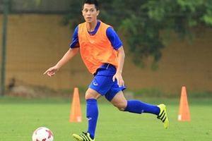 Chấn thương của tuyển thủ U23 Việt Nam không quá nghiêm trọng