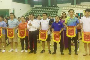 Sôi nổi giải Thể thao Thanh niên các cơ quan TP Hà Nội