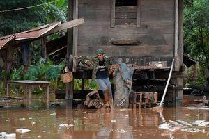 Lào công bố nguyên nhân gây ra vụ vỡ đập thủy điện
