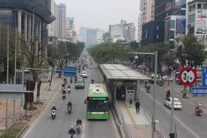 Xe buýt chạy bằng nhiên liệu sạch sắp lăn bánh