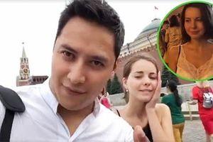 Đến Nga xem World Cup, 'fan Mexico' tìm được vợ tương lai