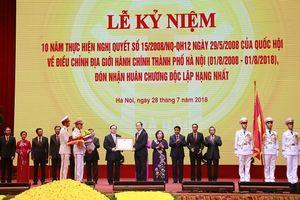 Hà Nội sau 10 năm mở rộng địa giới hành chính: Những bước chuyển lớn