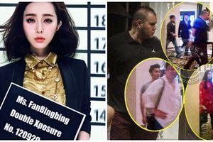Sốc: Phạm Băng Băng bị bắt giữ vì hành vi gian lận tài chính?