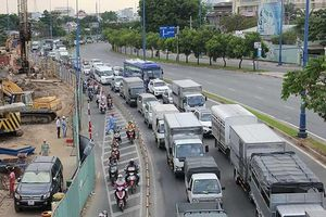 TP.HCM điều chỉnh thời gian cấm xe tải vào nội đô thành phố