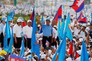 Campuchia sẵn sàng cho cuộc bầu cử Quốc hội khóa VI