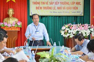 Hơn 1.400 giáo viên Cà Mau bị cắt hợp đồng