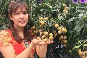 Ngắm các cô gái Thái xinh như hoa trong ngày Hội nhãn Sông Mã