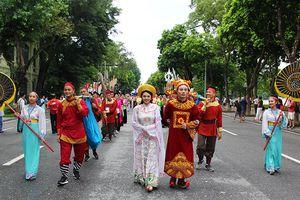 Sôi động, ấn tượng lễ hội đường phố 'Tinh hoa Hà Nội – Hội tụ và tỏa sáng'