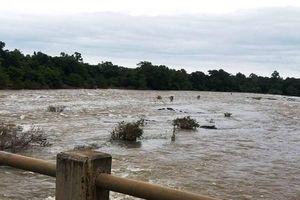 Mưa lớn, thêm một tỉnh khác của Lào báo động lũ