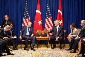 Tổng thống Erdogan đe dọa Mỹ sẽ mất 'đồng minh tin cậy' Thổ Nhĩ Kỳ nếu áp đặt trừng phạt