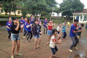 BẢN TIN TÌNH NGUYỆN: Điệu múa của trẻ vùng biên