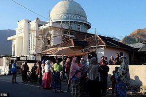 Động đất kinh hoàng ở Indonesia, hơn 40 người thương vong