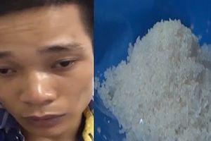 Chặn chuyến hàng lớn của kẻ nghiện ma túy 'đá'