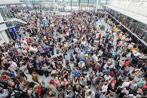 Đức: Sân bay Munich đóng cửa nhà ga do người lạ xâm nhập