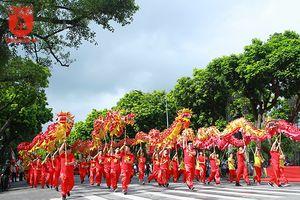 Đặc sắc Lễ hội đường phố chào mừng 10 năm Thủ đô Hà Nội mở rộng địa giới hành chính