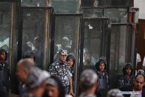 Tòa án Ai Cập tuyên án tử hình với 75 thành viên tổ chức Anh em Hồi giáo