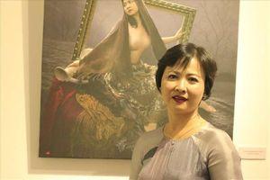 Người mẫu khỏa thân đặc biệt của nhiếp ảnh gia Dương Quốc Định