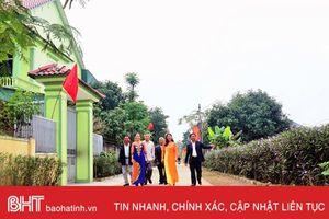 'Hiến kế' xây dựng Nghi Xuân sớm đạt huyện nông thôn mới