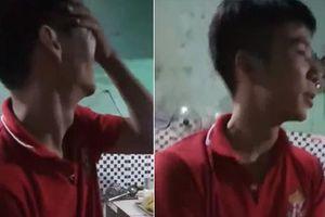 Chàng trai bật khóc khi được chủ quán trả lại 200 triệu bỏ quên