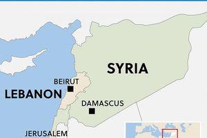 Chiến tranh Syria khiến 'hàng xóm' thiệt hại 35 tỷ USD