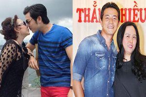 4 mỹ nam showbiz Việt hạnh phúc khi bên vợ/người tình giàu có hơn tuổi
