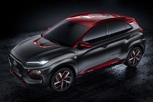 Hyundai Kona sắp bán tại Việt Nam có thêm bản Iron Man