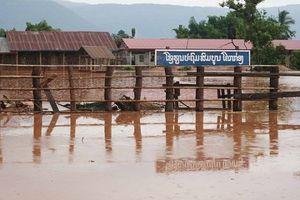 Vụ vỡ đập ở Lào: Vẫn còn hơn 1000 người mất tích