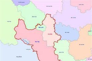 10 năm thực hiện Nghị quyết của Quốc hội về việc điều chỉnh địa giới hành chính thành phố Hà Nội và một số tỉnh có liên quan