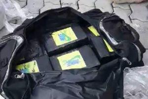 Đang giám định 100 bánh cocaine, chờ khởi tố vụ án