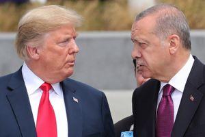 Bất chấp cảnh cáo của Trump, Thổ Nhĩ Kỳ không chịu nhường Brunson