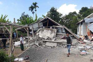 Động đất mạnh tại Indonesia, hàng trăm người thương vong