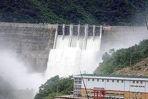 Nghệ An sẽ xả lũ đập thủy điện lớn nhất Bắc Miền Trung từ sáng mai