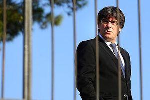 Thủ lĩnh ly khai Catalonia tuyên bố tiếp tục thách thức Tây Ban Nha