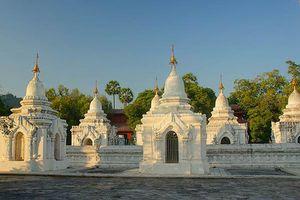 Khám phá ngôi chùa thực chất là cuốn sách lớn nhất thế giới