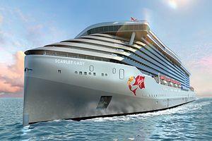 Đột nhập du thuyền siêu 'sang chảnh' dành cho hành khách trên 18+